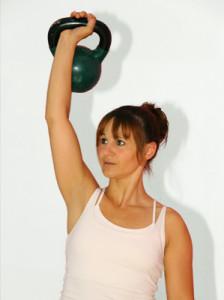 Personal Training, Kettlebell